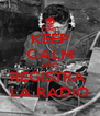 KEEP CALM AND REGISTRA  LA RADIO - Personalised Poster A4 size