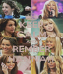 KEEP CALM AND REMBER HANNAH - Personalised Poster A4 size