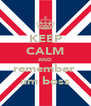 KEEP CALM AND remember  am boss - Personalised Poster A4 size
