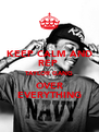 KEEP CALM AND REP  TAYLOR GANG OVER EVERYTHING - Personalised Poster A4 size