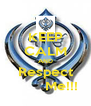 KEEP CALM AND Respect         Me!!! - Personalised Poster A4 size