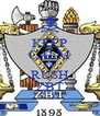 KEEP CALM AND RUSH ZBT - Personalised Poster A4 size