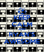 KEEP CALM AND RYAN'S AWESOME - Personalised Poster A4 size