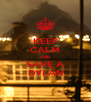 KEEP CALM AND SAVE A DYLAN - Personalised Poster A4 size