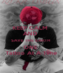 KEEP CALM  AND  SAVE THE EARTH  ONE  Tattoo At A Time - Personalised Poster A4 size