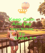 Keep Calm  And Say  Happy Birthday   To       YARA !! :* - Personalised Poster A4 size