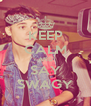 KEEP CALM AND SAY SWAGY - Personalised Poster A4 size