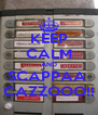 KEEP CALM AND SCAPPAA  CAZZOOO!! - Personalised Poster A4 size