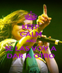 KEEP CALM AND SE LAS VOY A DAR A OTRO - Personalised Poster A4 size