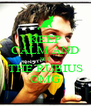 KEEP CALM AND SEE THE RUBIUS OMG - Personalised Poster A4 size