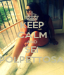 KEEP CALM AND SEI POLPETTOSA - Personalised Poster A4 size