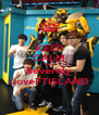 KEEP CALM AND Severely LoveFTISLAND - Personalised Poster A4 size