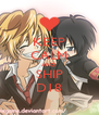 KEEP CALM AND SHIP D18 - Personalised Poster A4 size