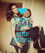 KEEP CALM AND SHIP DENSI - Personalised Poster A4 size