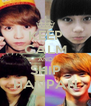 KEEP CALM AND SHIP HANPAN - Personalised Poster A4 size