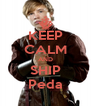 KEEP CALM AND SHIP Peda - Personalised Poster A4 size