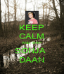 KEEP CALM AND SHIP SONJA  DAAN - Personalised Poster A4 size