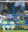 KEEP CALM AND shoot Panenka Penalty - Personalised Poster A4 size