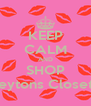 KEEP CALM AND SHOP Peytons Closet!! - Personalised Poster A4 size