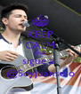 KEEP CALM AND sigue a  @Soyjuansolo - Personalised Poster A4 size