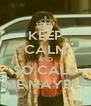 KEEP CALM AND SO CALL ME MAYBE? - Personalised Poster A4 size