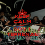 KEEP CALM AND SOY 1 TERRENAL - Personalised Poster A4 size