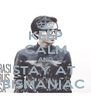 KEEP CALM AND STAY AT  BISMANIAC  - Personalised Poster A4 size