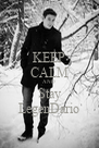 KEEP CALM AND Stay LegenDario - Personalised Poster A4 size