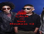 KEEP CALM AND Stay  Mindless <3 - Personalised Poster A4 size