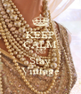 KEEP CALM AND Stay Vintage - Personalised Poster A4 size