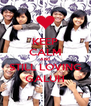 KEEP CALM AND STILL LOVING GALUH - Personalised Poster A4 size