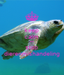 keep calm and stop dierenmishandeling - Personalised Poster A4 size