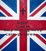 KEEP CALM AND Stop making keep calm pictures ._. - Personalised Poster A4 size