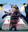 KEEP CALM AND STOP MAKING THESE POSTERS! - Personalised Poster A4 size
