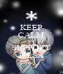KEEP CALM AND SUPPORT JELSA - Personalised Poster A4 size
