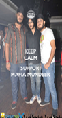 KEEP CALM AND SUPPORT MAFIA MUNDEER - Personalised Poster A4 size
