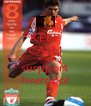 KEEP CALM AND surpport liverpool - Personalised Poster A4 size