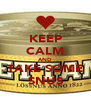 KEEP CALM AND TAKE SOME SNUS - Personalised Poster A4 size
