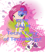 KEEP CALM AND Tecna, Fairy of Technology! - Personalised Poster A4 size