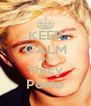 KEEP CALM AND Thicy Porto - Personalised Poster A4 size