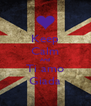 Keep Calm And Ti amo Giada - Personalised Poster A4 size