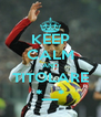 KEEP CALM AND TITOLARE *__* - Personalised Poster A4 size