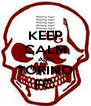 KEEP CALM AND TORINO FC  - Personalised Poster A4 size