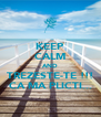 KEEP CALM AND TREZESTE-TE !!! CA MA PLICTI... - Personalised Poster A4 size