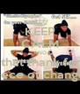 KEEP CALM AND TWERK that thank for a little  Piece of change  - Personalised Poster A4 size