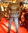 KEEP CALM AND, UM... DAYUM!! - Personalised Poster A4 size