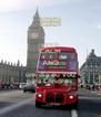 KEEP CALM AND um dia eu vou para Londres  - Personalised Poster A4 size