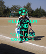 """KEEP CALM AND USEM """"CHÁ DAS OSGAS"""" !! - Personalised Poster A4 size"""