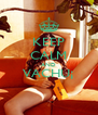 KEEP CALM AND VACHU¡  - Personalised Poster A4 size