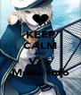 KEEP CALM AND Vc é Muito fofo - Personalised Poster A4 size